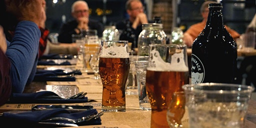 Wallenpaupack Brewing Company Spring Beer Release Paired Dinner