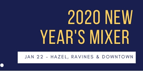 AWC Detroit 2020 New Year's Mixer tickets