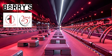 Barry's Bootcamp for Gilda's Club NYC tickets