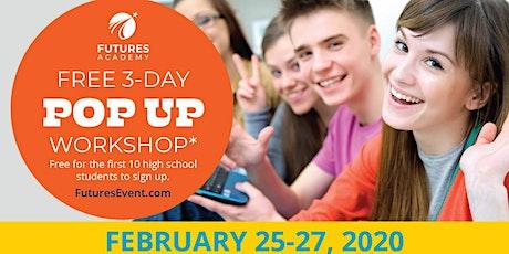 Free 3-Day Pop-Up Workshop: Mindshift Mini-Series tickets
