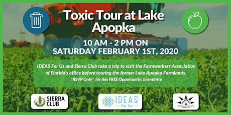 Toxic Tour with Sierra Club tickets