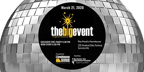 The Big Event 2021 tickets