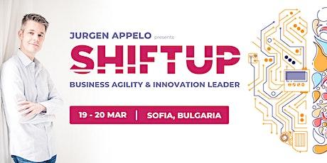 Shiftup Innovation Leader Workshop tickets