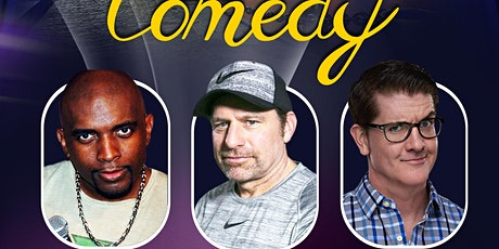 LAUGH OUT LOUD!  Stand Up Comedy Night at Christalight tickets