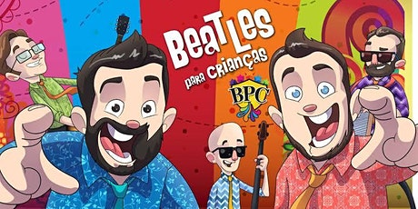 DESCONTO: Beatles Para Crianças, no Teatro MorumbiShopping ingressos