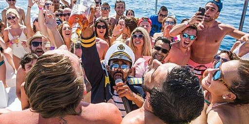 Miami Party Boat | All-Inclusive Hip Hop Party Boat Package