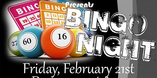 Friendship House Bingo Night Spring 2020
