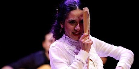 Flamenco in Vrijburcht theater tickets