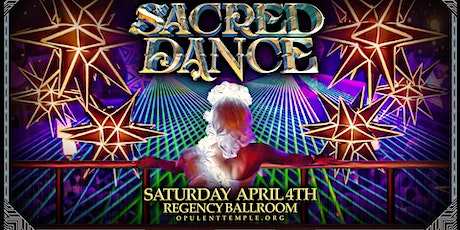 Opulent Temple's 11th Annual Sacred Dance 'white party' in SF tickets