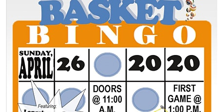Basket Bingo 2020 tickets