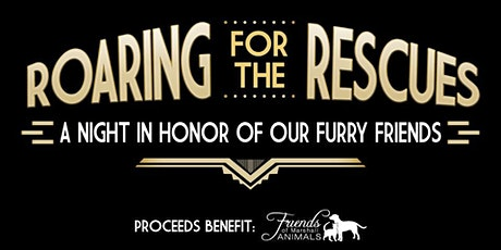 Roaring for the Rescues Casino Night! tickets