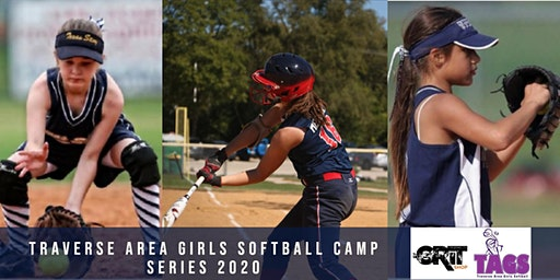 TAGS - Traverse Area Girls Softball Camp Series