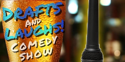 Drafts & Laughs Comedy Show Featuring Ricky Glore