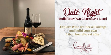 Date Night Charcuterie Class For Two tickets