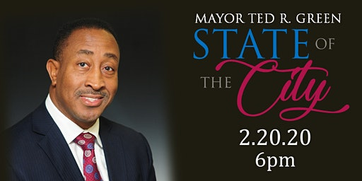 Mayor Ted R. Green's State of the City 2020
