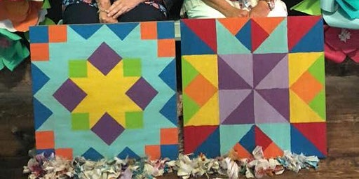 Wooden Barn Quilts