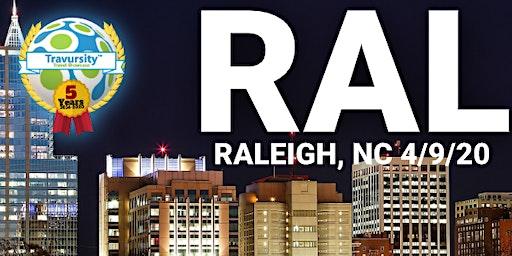 Travursity Travel Showcase, TBD, Raleigh, NC
