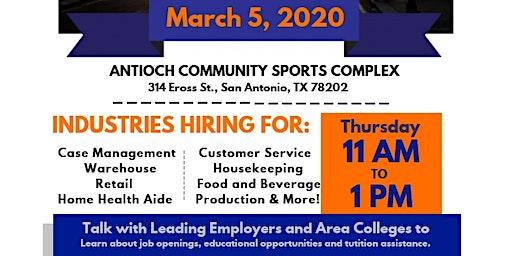 Supported Employment Program Career Fair