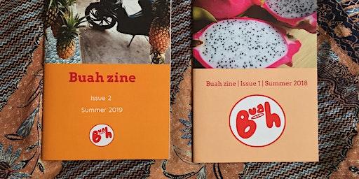 Buah Zine Workshop with Teta Alim