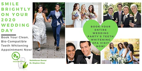 Smile Brightly on Your 2020 Wedding Day! tickets