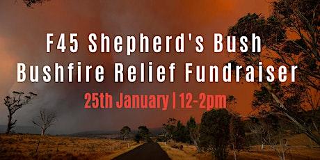 F45SB Australian Bushfire Relief Fundraiser tickets