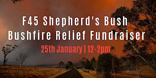 F45SB Australian Bushfire Relief Fundraiser