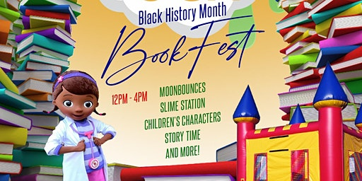Black History Month OCN Book Fest