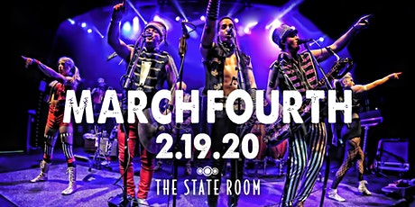 MarchFourth tickets