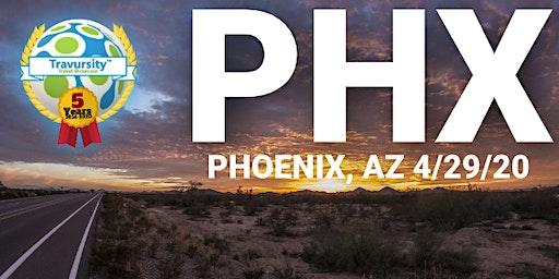 Travursity Travel Showcase, FLIX Brewhouse, Chandler, AZ