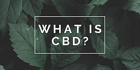 What Is CBD? | FREE WORKSHOP tickets
