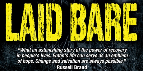 Laid Bare Book Launch tickets