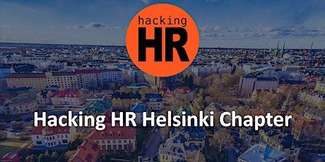 Hacking HR Helsinki Chapter tickets