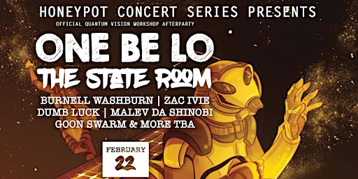 Honeypot Concerts Presents One Be Lo of Binary Star