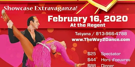 Valentine's Day Showcase Extravaganza! tickets