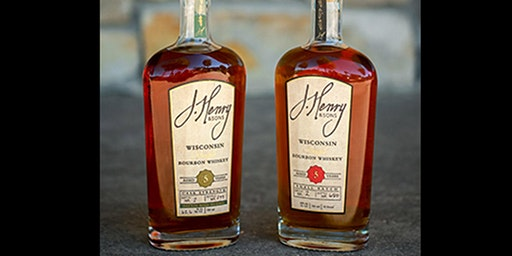 Whiskey Paired Dinner featuring Liz Henry of J. Henry Bourbon