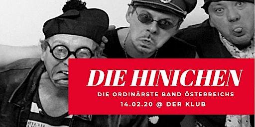 """Die Hinichen // live at """"der Klub"""""""