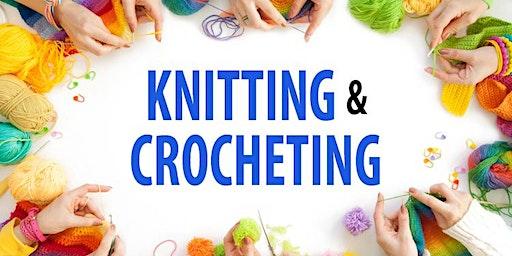 Yarn and Yak (Crochet/Knitting Club)