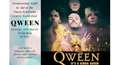Qween (It's a Kind of Queen) in aid of DSCNE  tickets