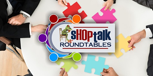 sHOPtalk Business Roundtable Event