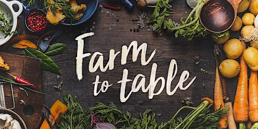 Chef Allen's Farm-to-Table Dinner in Coral Gables