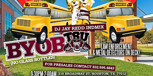 Back To The Yard #TxSU 1st Event of 2020!