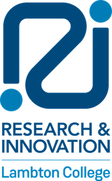 Lambton College Research and Innovation logo