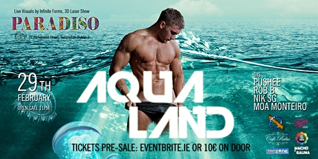 Paradiso - Aqualand tickets