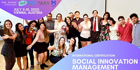 Social Innovation Management tickets
