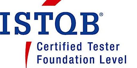 ISTQB® Certified Tester Foundation Level Training & Exam - Winnipeg tickets