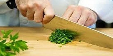 Basic Knife Skills Introductory Hands-On Cooking Class tickets
