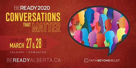 Be Ready 2020 - EDMONTON tickets