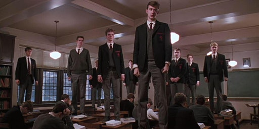 Film night (5th Feb) - Dead Poets Society
