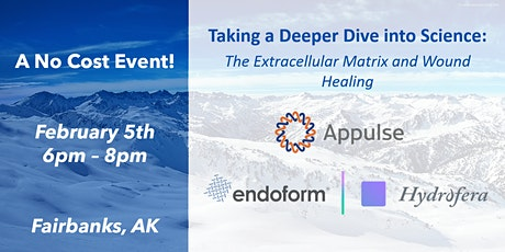 A Deeper Dive into Science:  The Extracellular Matrix and Wound Healing tickets