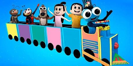 DESCONTO: Bob Zoom em O Trem de Ferro, no Teatro MorumbiShopping bilhetes